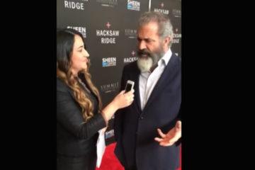 Mel Gibson - jesus christian