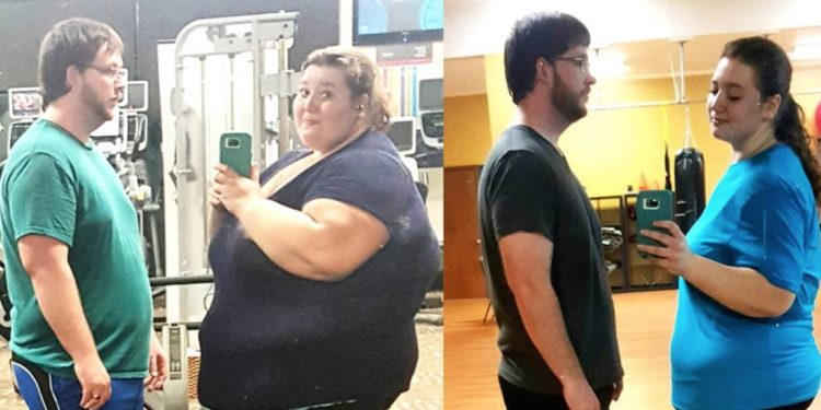 lexi and dani weight loss