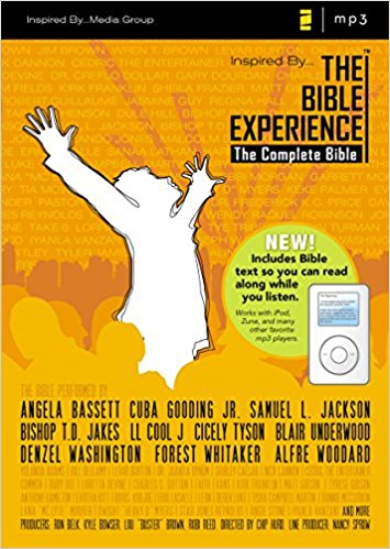 Bible experience - baptism gifts