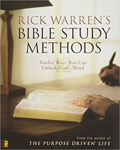 Rick Warren - baptism gift