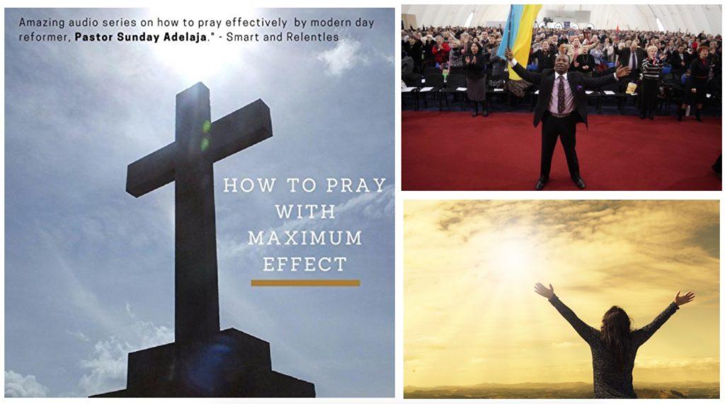 Sunday Adelaja - Prayer Series