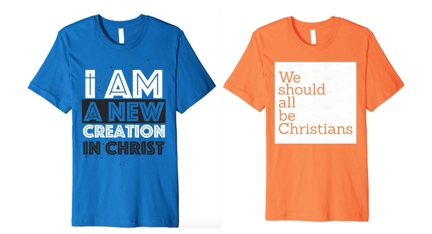 Top 10 best christian t-shirt designs - Cool Gospel t-shirts